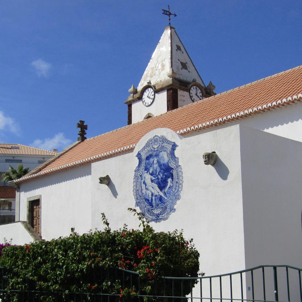 Chapelle de Porto Santo