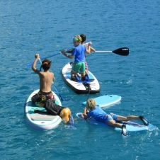 Paddle and Co