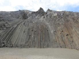 Pico de Ana Ferreira et la Pedreira: orgues naturels