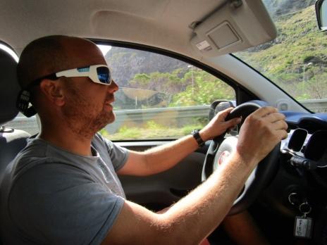notre pilote de rallye ;-)