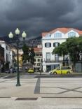 Funchal sous l'orage