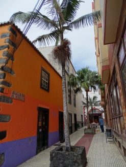 Vieille ville de Santa Cruz de La Palma