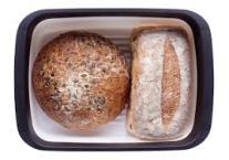 boite à pain Tupperware