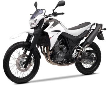 Yamaha 660 XT